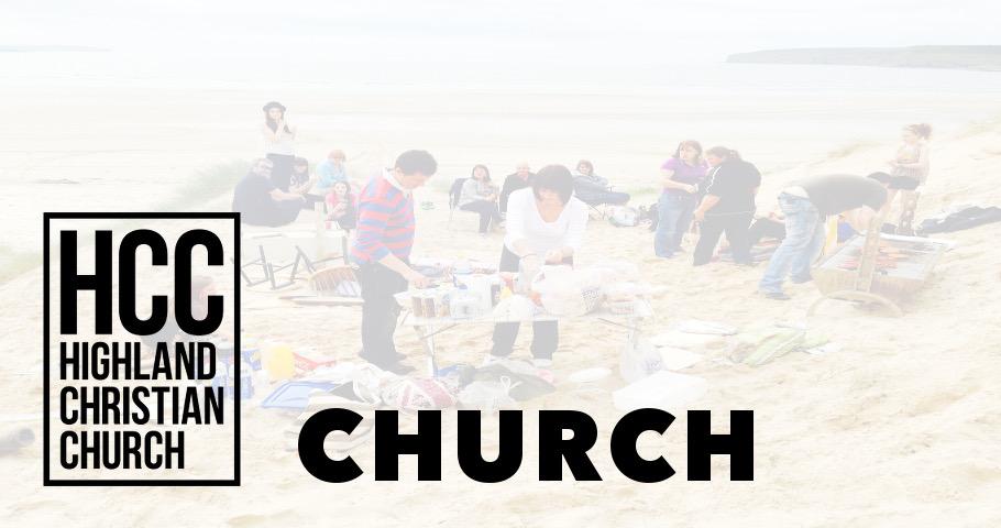 Highland Christian Church - HCC Adults
