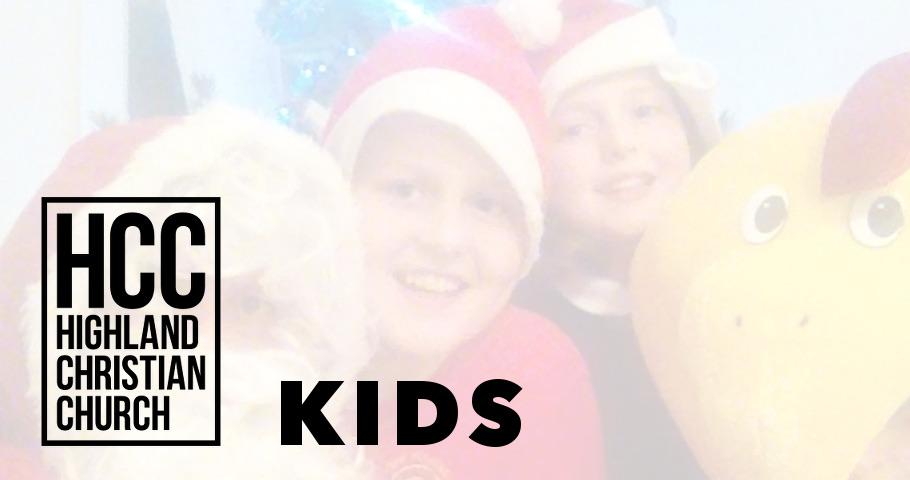 Highland Christian Church - HCC Kids